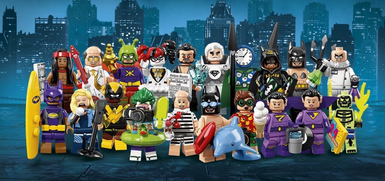 Minifigure-LEGO-Batman-Movie-Serie-2-71020